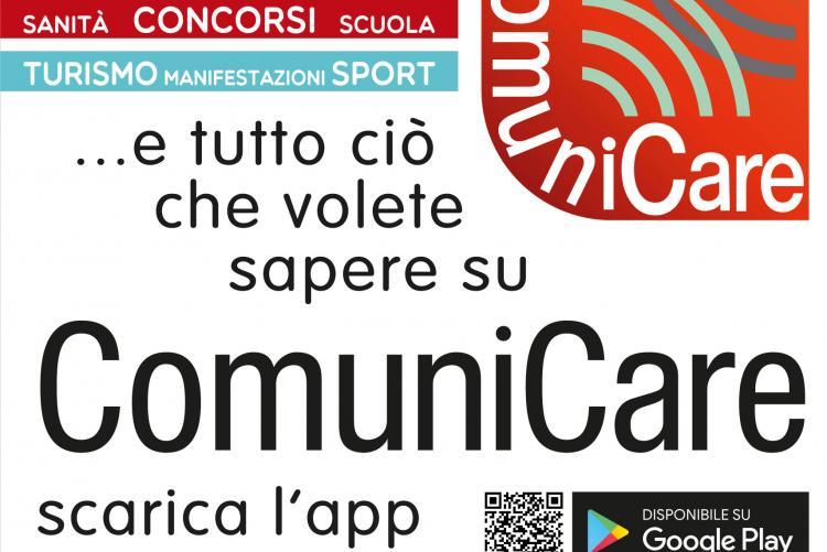 Locandina app comunicare